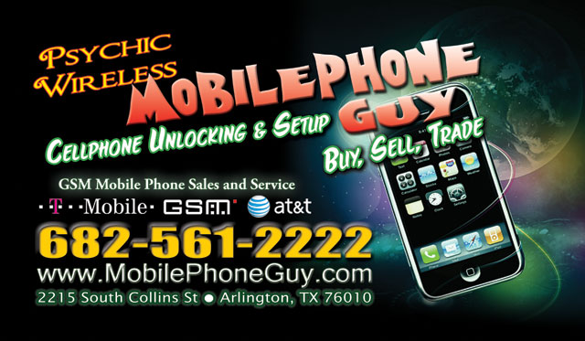 MobilePhoneGuy com Unlock Jailbreak ANY iPhone GSM Phone